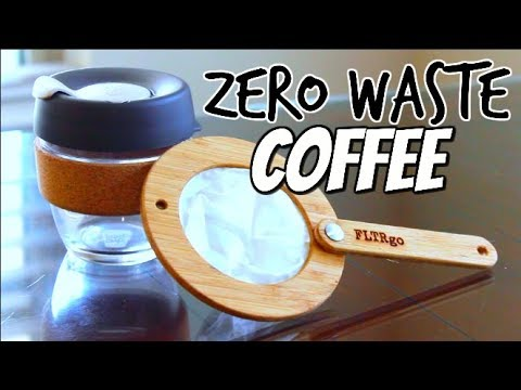 Vegan + Zero Waste Latte | Shelbizleee
