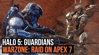 Gameplay Warzone - Raid on Apex 7 #1