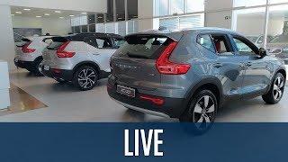Ver o vídeo Volvo XC40 - Diferenças entre as versões