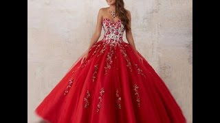VESTIDOS DE XV AÑOS 2017 || QUINCEAÑERA DRESSES