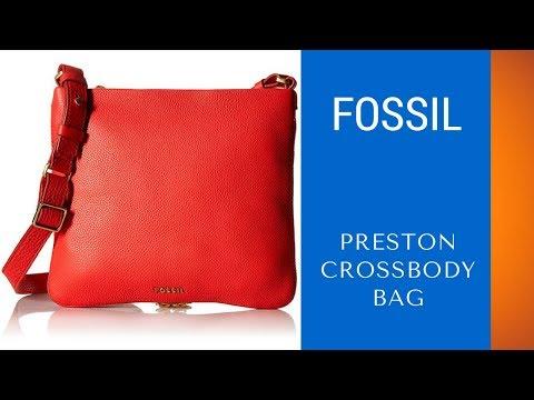 Best Expandable Crossbody Bag – Fossil Preston Bag Review