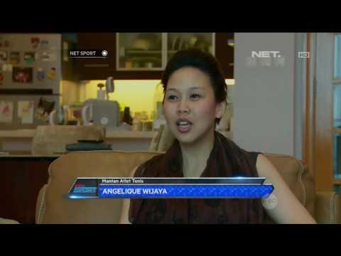 Aktifitas Seru Bersama Angelique Wijaya - NET Sport