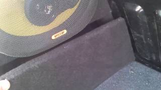 ЧЕРИ КИМО переделка багажника