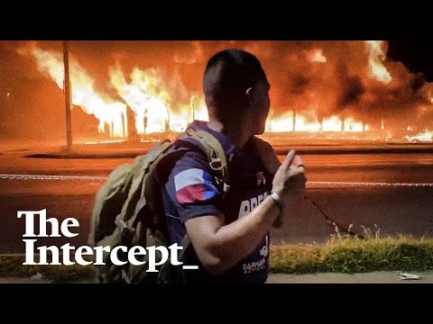 Meet the Riot Squad: Right-Wing Reporters Whose Viral Videos Are Used to Smear BLM