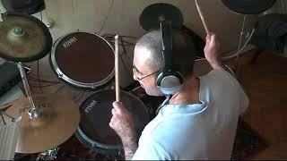 Deep Purple - Bloodsucker - drum cover