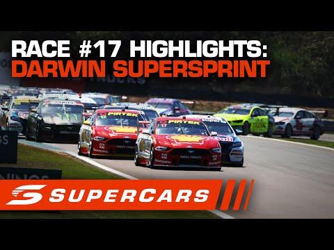 2020年 SUPERCARS ダーウィン スーパースプリント #race17 レースハイライト動画