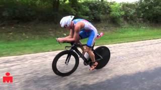 Pro Men Bike Course IRONMAN Wisconsin