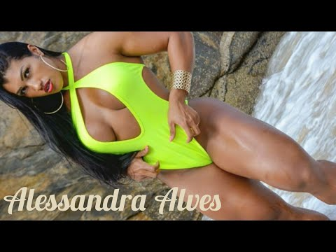 Alessandra Alves | Muscle Woman | Fitness Motivation | Female Muscle | Sexy Girl