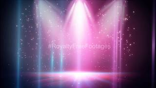 stage light background, stage background effect video, stage light overlay,spotlight background loop