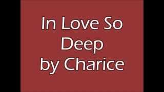 In Love So Deep by Charice Lyrics
