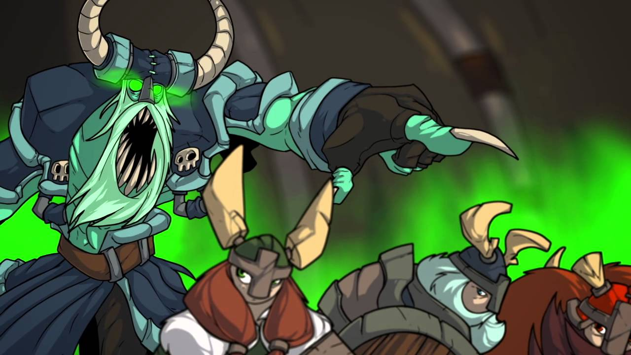 Viking Squad Lands on PS4 in 2015