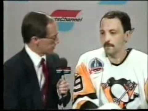 5/15/91 - Bryan Trottier Interview