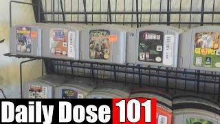 #DailyDose Ep.101 - RETRO GAME SWAG!? | #G1GB