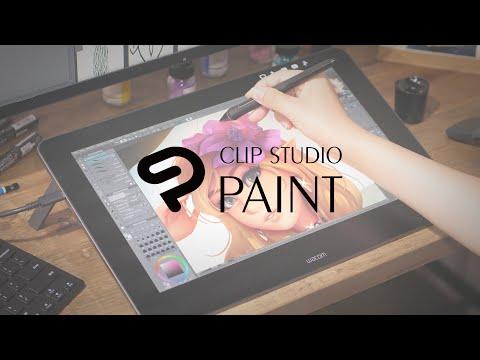 Mehr Spaß am Zeichnen mit CLIP STUDIO PAINT!