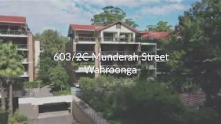 603/2C Munderah Street Wahroonga