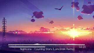 Nightcore   Counting Stars (Lonczinski Remix)
