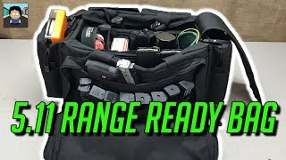 Shooting Range Bag Review - 5.11 Range Ready Bag