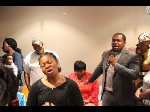 Sunday 8 January 2017  Service  With Prophet Elijah