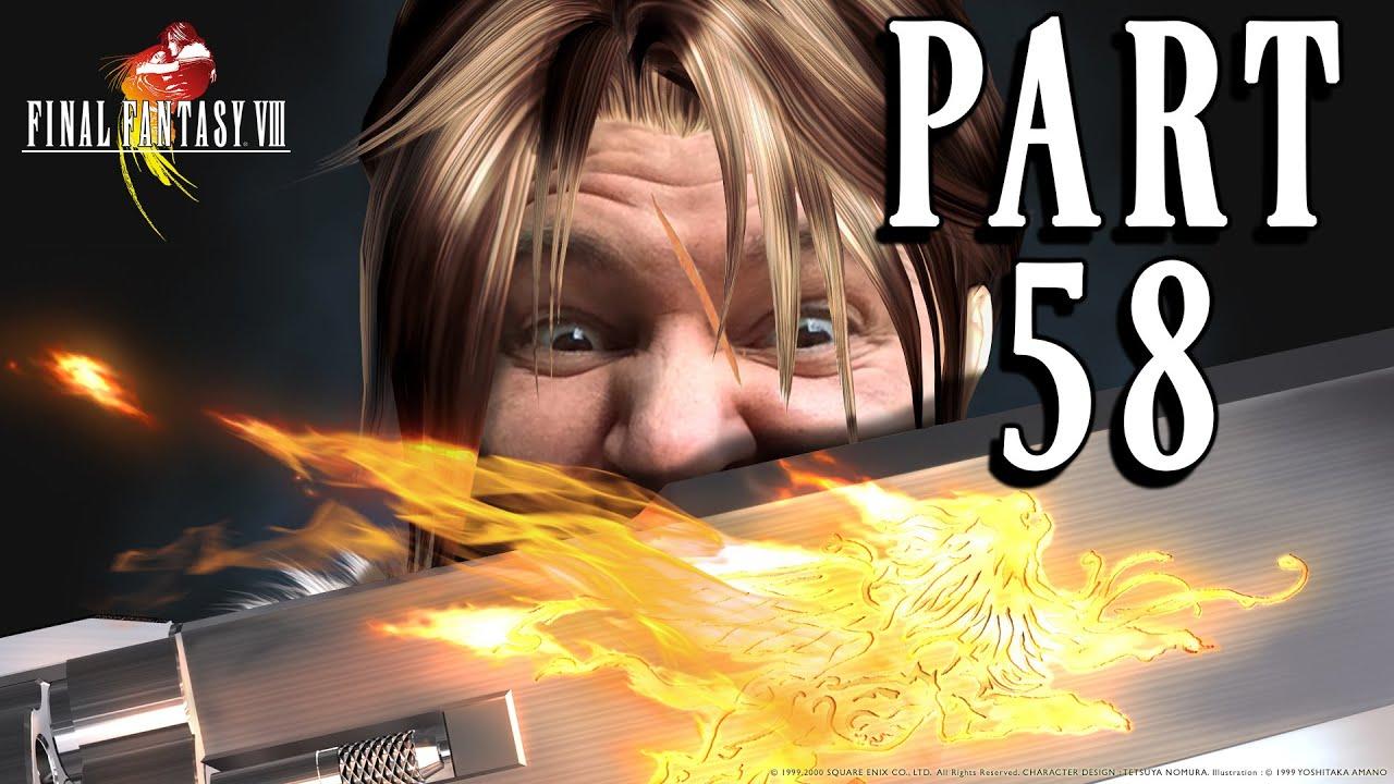 Final Fantasy VIII – Part 58: Hey Mr. President, oder?