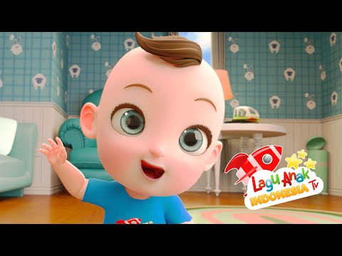 Lagu anak balita indonesia terpopuler   i love my family song   nursery rhymes