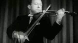 Heifetz - Scherzo tarantelle - Wieniawsky