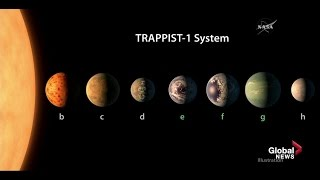 NASA full press conference on discovery of 7 Earth-like exoplanets