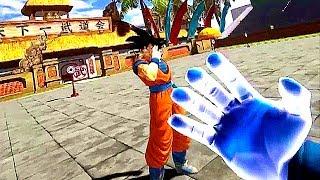 Dragon Ball VR Gameplay Trailer (VR Zone Shinjuku)