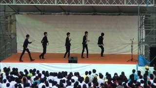 文化祭 嵐 Endless Game/Breathless/Troublemaker