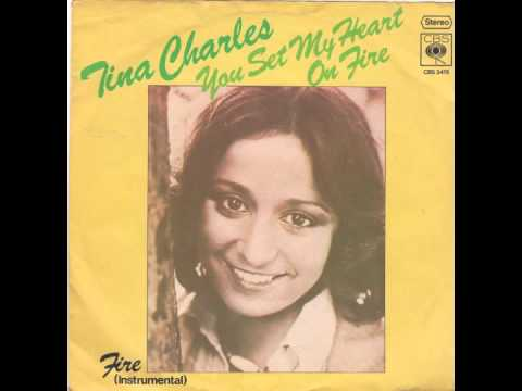 Tina Charles - You Set My Heart On Fire