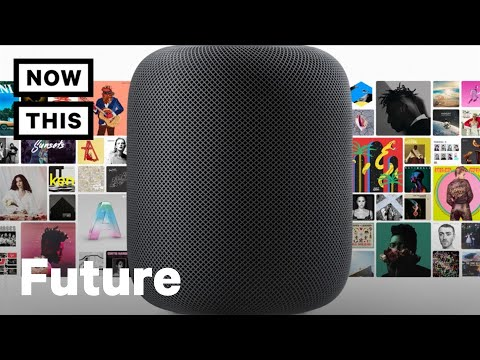 Apple HomePod Review | Future Tech Reviews | NowThis