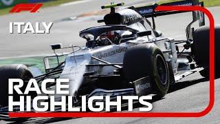 2020 Italian Grand Prix: Race Highlights