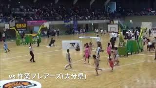 2018全国ミニバスvs佐賀県vs大分県vs和歌山県・川口じりんMBC2017年チーム