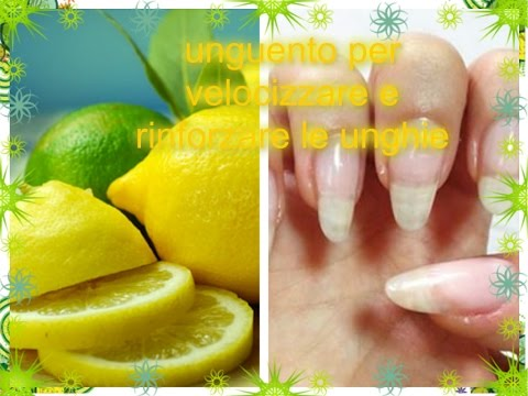 Antibiotici per trattamento di un fungo su unghie