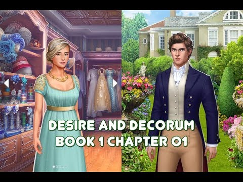 Choices: Desire & Decorum Book 1 Chapter 01