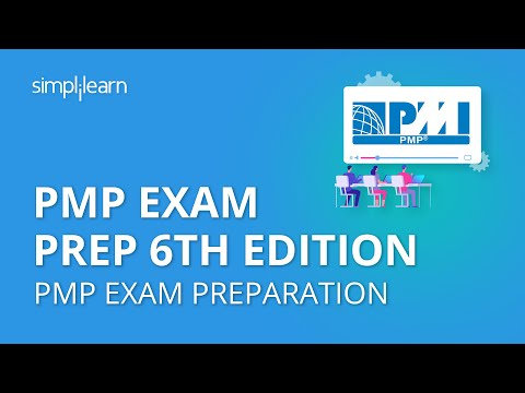 PMP Exam Prep 6th Edition | PMP Exam Preparation | PMP ...
