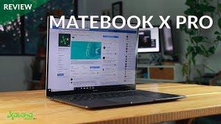 Matebook X Pro, EXPERIENCIA DE USO: la primera laptop de Huawei en México es tan delgada como cara