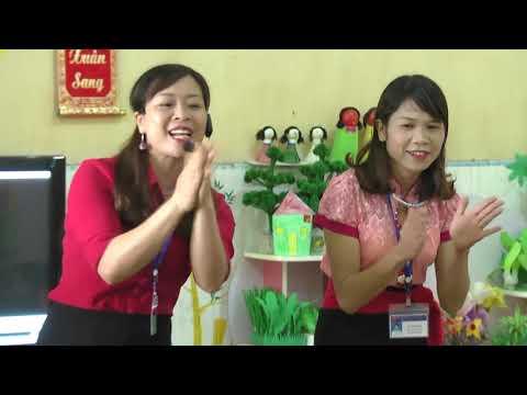 Trường MN Nghĩa Mai, Nghĩa Đàn - Xây dựng môi trường trải nghiệm xanh, sạch, đẹp, thân thiện, an toàn
