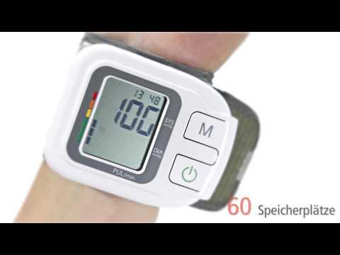 Blut Blutdrucktabelle