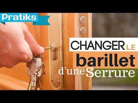 Changement Serrure Porte DEntre Et Garage