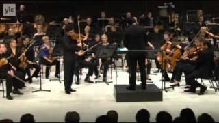 Sergey Khachatryan plays Jean Sibelius's Violin Concerto