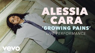 Gambar cover Alessia Cara - Growing Pains Official Live Performance (Vevo X)