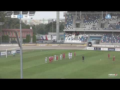 Stal Rzeszów - Podbeskidzie Bielsko-Biała 0-1 [SKRÓT MECZU, WIDEO]