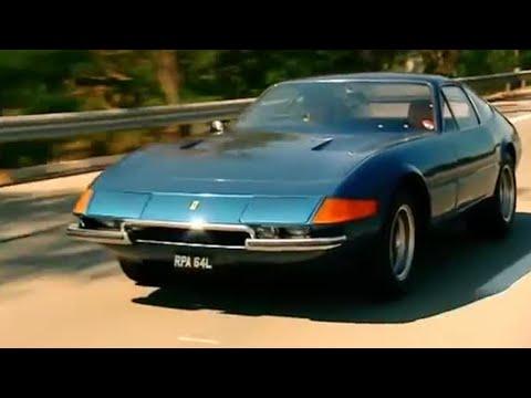 Ferrari Daytona vs. XSR 48 boat Part 1 – Top Gear – BBC