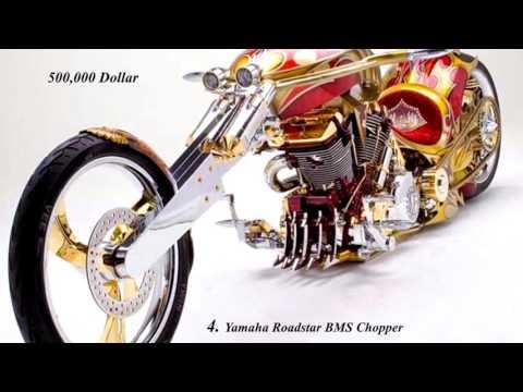 Top 5 der teuersten Motorräder der Welt