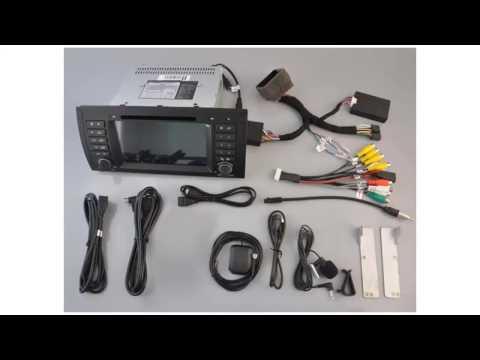 Autoradio Stereo Navigatore ITALIA DVD GPS BMW 5 E39