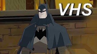 Бэтмен: Готэм в газовом свете (2018) - русский трейлер - озвучка VHS