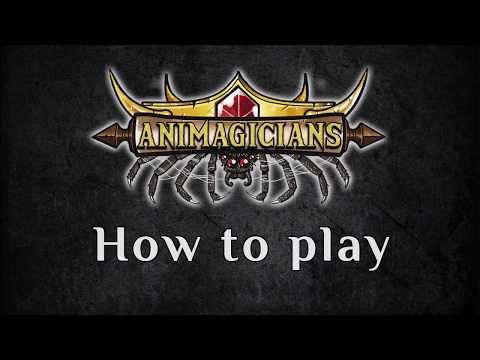 Animagicians - How to play 3D Version
