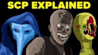 The SCP Foundation - EXPLAINED