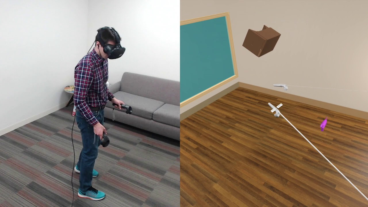 Accessibility in VR