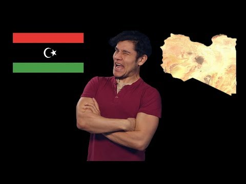 Libye - Geography Now!